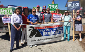 Welcome to the Plymouth Area Democrats